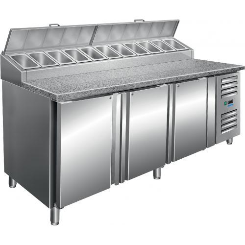 Kühl- & Zubereitungstische
